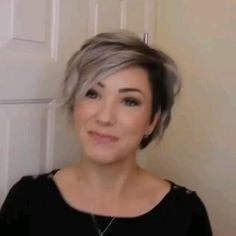 Short Messy Haircuts, Pixie Haircut For Thick Hair, Longer Pixie Haircut, Thin Hair Cuts, Short Hairstyles Fine, Haircuts For Fine Hair, Short Hair With Layers, Short Bob Thin Hair, Modern Short Hair
