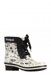 Buty - Desigual Converse Chuck Taylor, High Top Sneakers, Shopping, Shoes, Fashion, Moda, Zapatos, Shoes Outlet, Fashion Styles