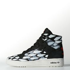 adidas Rivalry Hi Battle Pack Shoes M21783