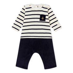 Petit Bateau Baby Boy s Two-Piece-Look Jumpsuit - 3 M (23 1 96b638b0a