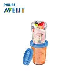 AVENT 5pcs 240ml Box Milk Powder Formula Dispenser Leche Portable Food Container High Quality Melkpoeder Dosificador Leche Polvo