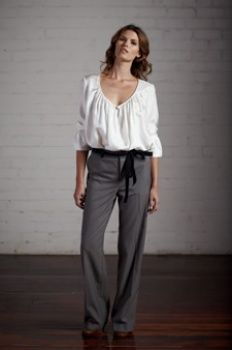 Love this look for work. Corporate, casual ... comfy.