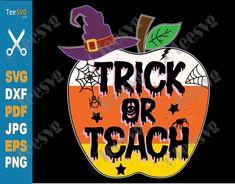 Kid N Teenagers, Vinyl Decals, Sticker, Cute Halloween, Print And Cut, Teacher Gifts, Screen Printing, Cricut, Clip Art