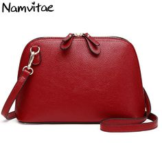 Cheap bag high quality, Buy Quality shell bag directly from China women shoulder bag Suppliers: Namvitae Brand Genuine Leather Women Messenger Bag High Quality Cow Leather Small Crossbody Shell Bag Women Fashion Shoulder Bag Fashion Bags, Fashion Accessories, Mobile Accessories, Bag Women, Types Of Bag, Shoulder Handbags, Shoulder Bags, Cow Leather, Leather Fashion
