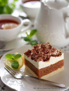 Smaczna Pyza - Sprawdzone przepisy kulinarne: Ciasto na niedzielę. Szarlotka królewska