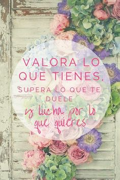 Autoayuda y Superacion Personal Motivational Phrases, Inspirational Quotes, Me Quotes, Qoutes, Couple Quotes, Mr Wonderful, More Than Words, Spanish Quotes, Positive Thoughts