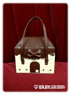 Baby the stars shine bright- chocolate house bag