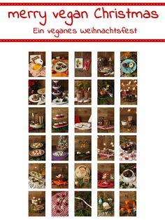 Kochbuch: Merry Vegan X-MAS - Ein veganes Weihnachtsfest - 30 Weihnachtsrezepte - vegane Rezepte Weihnachten - Freude am Kochen Vegan Christmas, Photo Wall, Merry, Blog, Cards, Vegane Rezepte, Joy Of Cooking, Celebration, Fotografie
