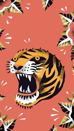 Tiger by Joshua Noom