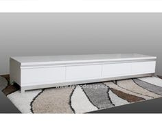 Puntra White Gloss TV Cabinet - on sale only $600