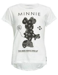 NEFF Disney Collection Minnie Bandana Girls Tee