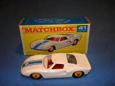 Vintage Matchbox Cars and Trucks.  Mi primer  carro de Matchbox