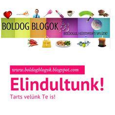 Örömmel tudatjuk, hogy elindult a Boldog Blogok internetes magazin. Hét lelkes blogger, a hét minden napján, egy közös cél érdekében ír, alkot, mesél, segít. Gyere Te is, boldogulj könnyedén velünk!