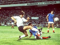 Francia Alemania 82