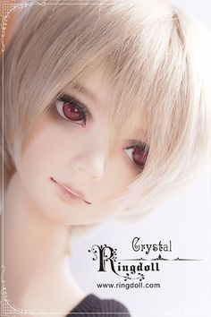 Crystal, 64cm Ring Doll - BJD Dolls, Accessories - Alice's Collections