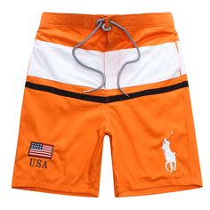 Summer Shorts, Pony, Trunks, Polo Ralph Lauren, Swimming, Polo Online, Swimwear, Usa, Beach