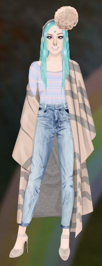 CuteRockybalboa's Fashion ;) #Stardoll #outfit