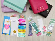 Happiness is Scrappy: Planner | How To Make Page Marker for Your Planner