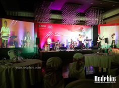 Corporate Events | Konfluence 2014 | Mumbai | India | Kotak Life insurance | Delears Meet | Cocktail Events | Networking | Entertainment | Idean idol Fame Singer Amit Gupta Live Performance | Event Company | Event Management Company Mumbai | Redphire Events & Entertainment Pvt Ltd