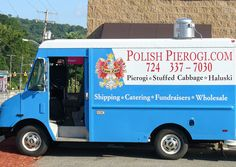 Pgh Pierogi Truck Rolls Out - Eat Street - August 2012