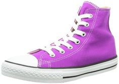 New Converse Chuck Taylor Hi Purple Cactus Girls 12 Converse $65 (ugh!)