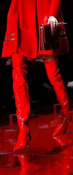 Versace Fall 2015 RTW detail ♔Très Haute Diva♔
