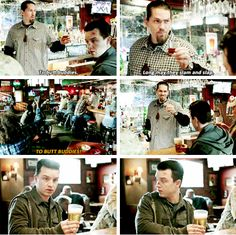 kevin and mickey the main two reasons I love shameless