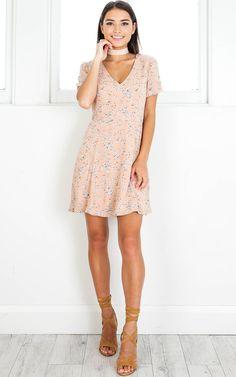 showpo, showpo dress, pink, pink dress, party, casual, dress