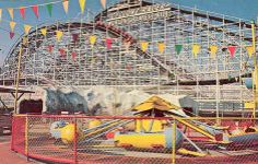 Cyclone Racer, Long Beach Pike...the one Nanny was too scared to get on when she was young <3
