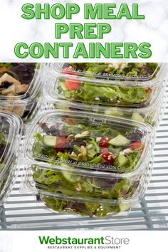 Browse our selection of food storage containers. With many sizes, shapes, and eco-friendly alternatives available, there's an option to help with your meal prep. Mexican Food Recipes, Vegetarian Recipes, Cooking Recipes, Healthy Recipes, Snack Recipes, Healthy Meal Prep, Healthy Snacks, Healthy Eating, Meal Prep Containers