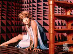 Modesty Blaise, Monica Vitti, 1966 Photo at Art.com
