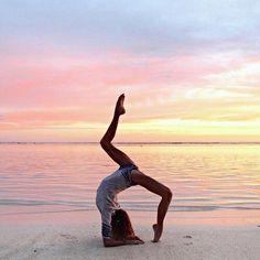 Schöne Pose Yoga Fotografie - Yoga & Fitness - New Ideas Yoga Beginners, Beginner Yoga, Advanced Yoga, Yoga Inspiration, Fitness Inspiration, Yoga Fitness, Health Fitness, Fitness Quotes, Fitness Goals