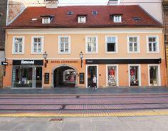 Hotel Jagerhorn in Zagreb. Photo by jaywaytravel.com
