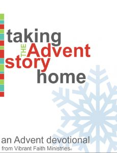 Review: Taking the Advent Story Home