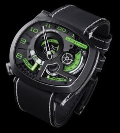 Ladoire Mr Green - Black Widow collection