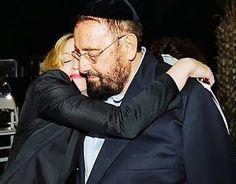 Rav Berg and Madonna