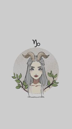 козирог Zodiac Signs Capricorn, Zodiac Art, Astrology Zodiac, Astrology Signs, Art Zodiaque, Tumblr Sticker, Desenhos Tim Burton, Capricorn Aesthetic, Character Art