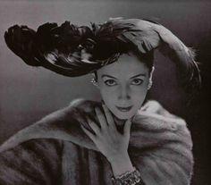 Hat by Paulette, 1951