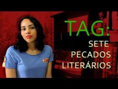TRACINHAS: TAG 7 Pecados Literários, por Lídia Rayanne