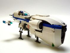 PCS SMAC Mk-II #flickr #LEGO #MOC #space #starfighter