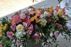 OVER The Door Flowers Meg McCrummen 39 S Wedding Flowers
