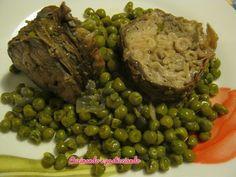 Cucinando e Pasticciando: Cordula con Piselli