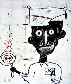 Gagosian Gallery now has a Jean Michel Basquiat exhibition and it is impressive! Has anyone gone to check it out yet? We'd love to hear about your experience!