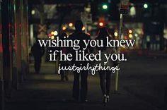 Just keep wishing!