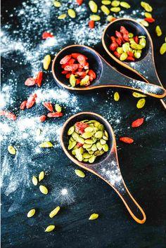 Superfood (goji berry, hunza golden raisin, pumpkin seed) from circahappy.com