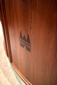 Diese Woche sind edle, warme Holzdetails unsere Lieblinge. // This week´s favorite: warm, wooden details! #WOWWednesday ©JOI-Design