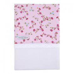 Little Dutch | Laken Ledikant Blossom Pink