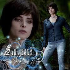 One of my favorite Cullens.
