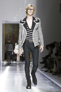 Balmain Homme Spring-Summer 2018 | Paris Fashion Week