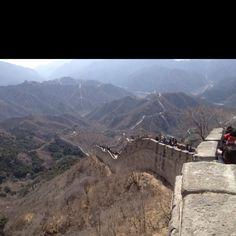 #greatwall #beijing #china #unesco